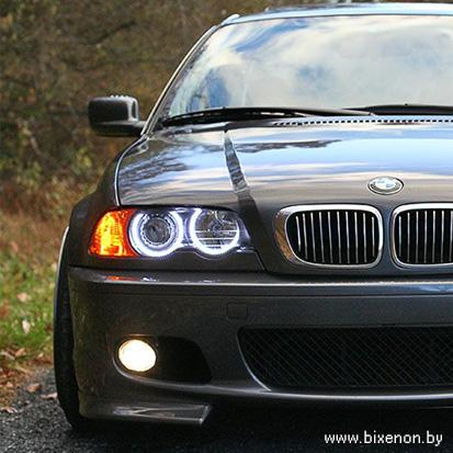 Ангельские глазки SMD BMW E46