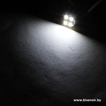 Светодиодная лампа W5W/T10 — 5Y