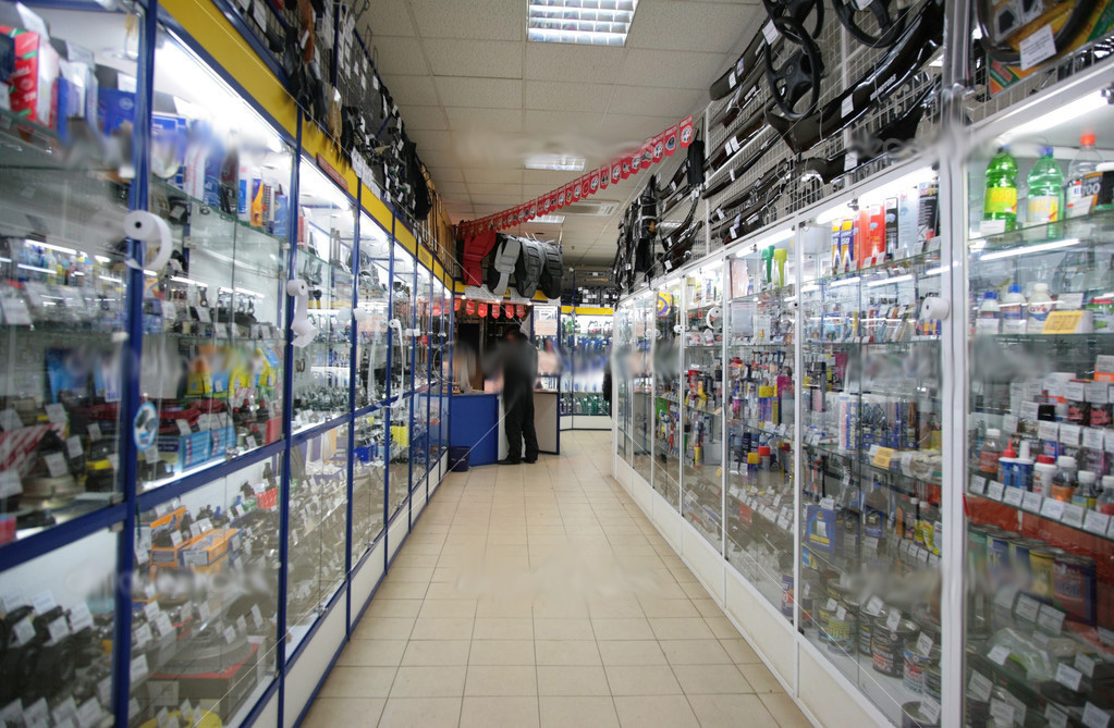 Магазин автозапчастей в Могилёве