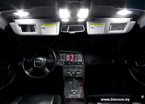 Автомобильные лампы SMD — лидер на рынке светодиодов