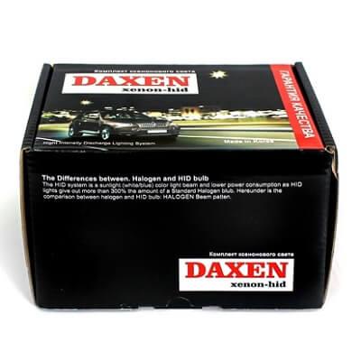 Биксенон «DAXEN Premium» SLIM metall