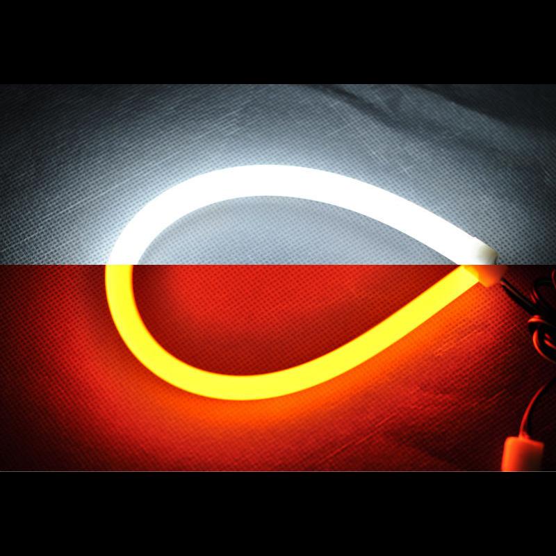 Ходовые огни DRL — LED ГИБКИЕ 60 см.