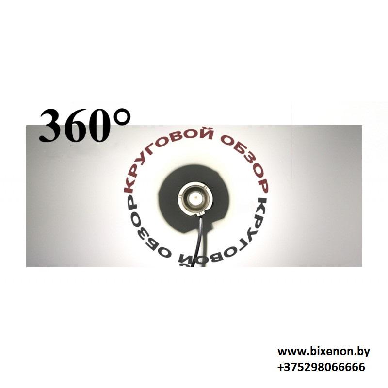 Светодиодные сверхъяркие лампы головного света F2 (5000 LM) HB4 (9006) на матрице CSP Samsung