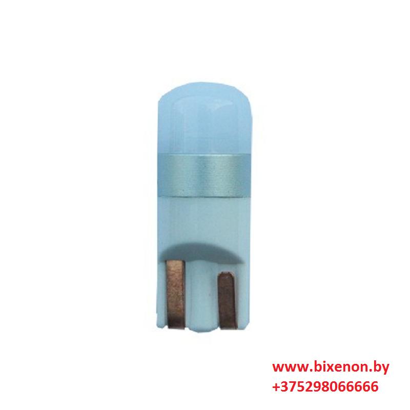 Светодиодная лампа W5W/T10 High Quality Runo Cree 12-24