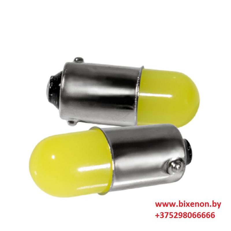 Светодиодная лампа BA9S/T4W — 3D (Белый)