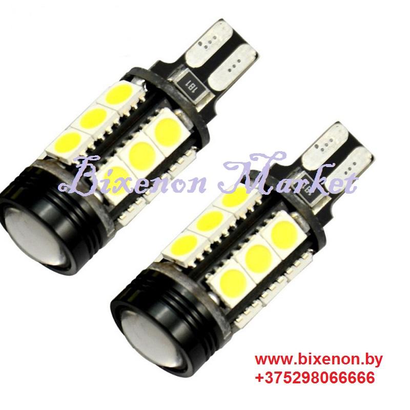 Светодиодная лампа T15-5630 15+1 SMD Canbus (Белый)