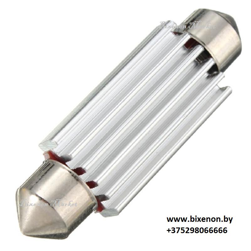 Светодиодная лампа CV-8.5/C5W 4014-12 SMD cunbus