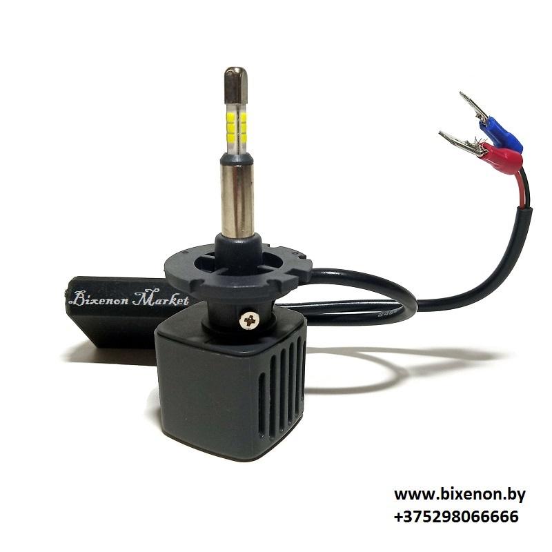 Светодиодные лампы в головной свет F2 на матрице CSP Samsung D1, D2, D3, D4