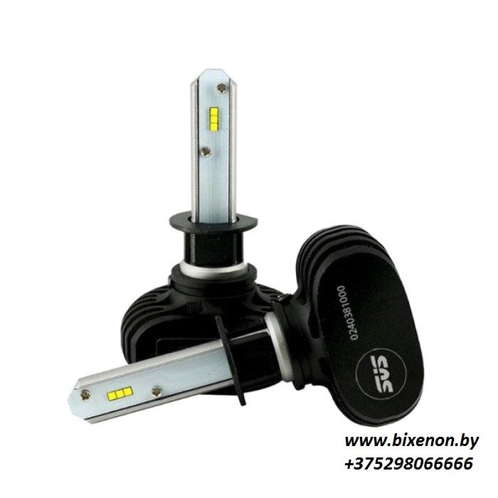 Светодиодные лампы в головной свет N1 на матрице CSP H1 «Philips»