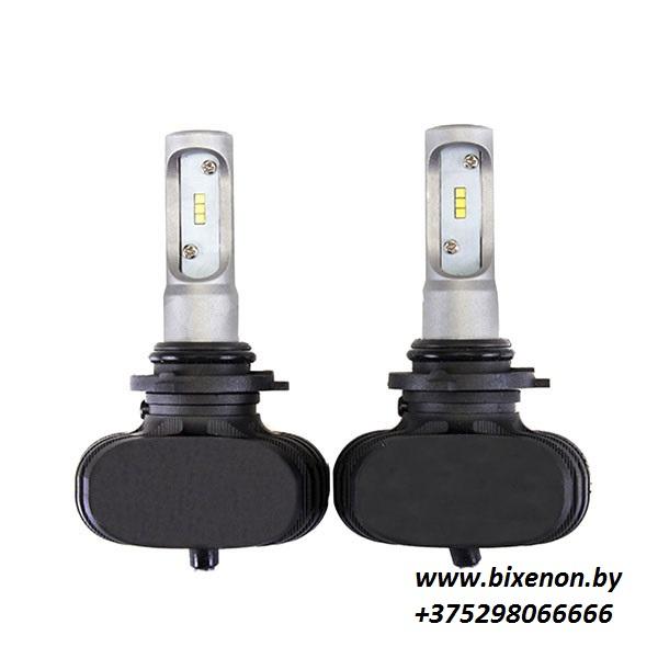 Светодиодные лампы в головной свет N1 на матрице CSP НB3 (9005) «Philips»