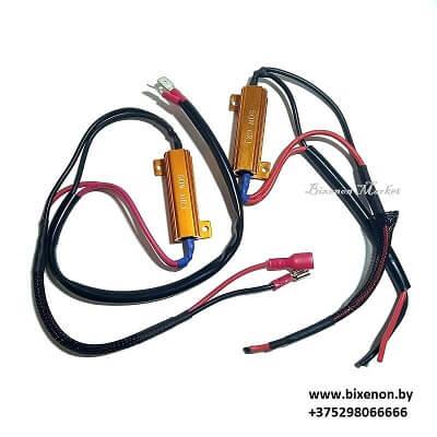 Обманка (резистор) 6 Ом 50ВТ