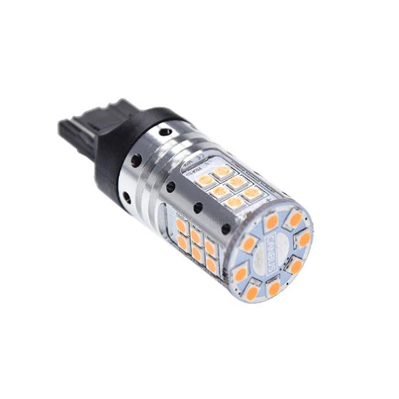Светодиодная лампа в поворотники T20-3030-32SMD 1к 7440