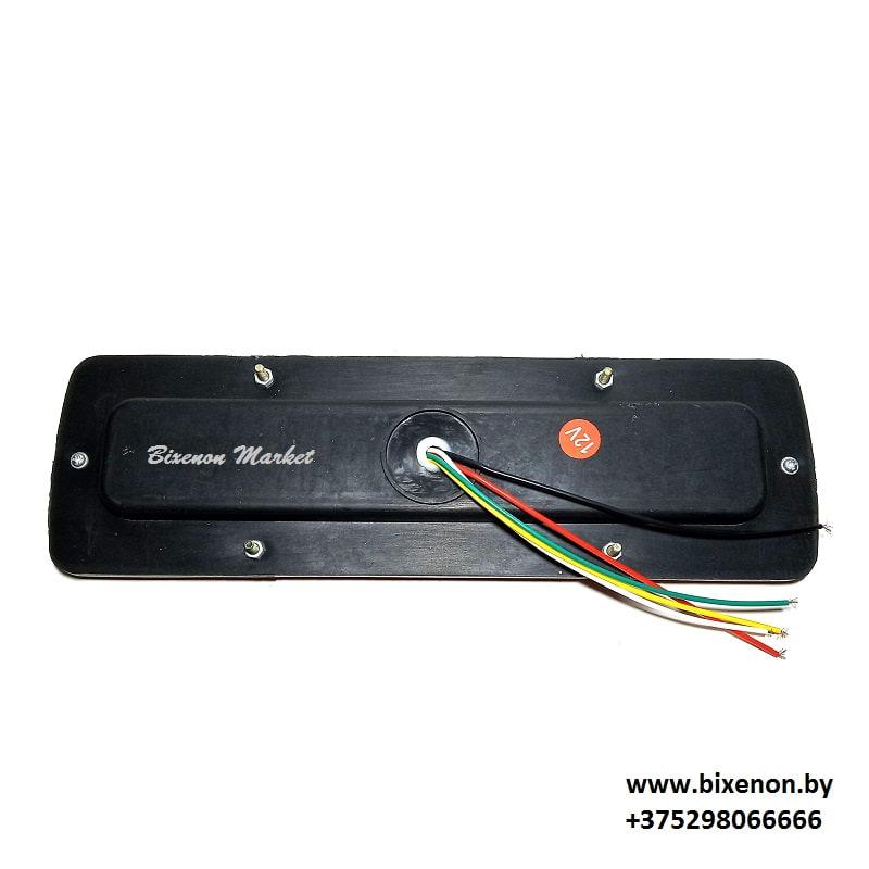 Фонарь задний светодиодный стоп/габарит/поворот стрелка 24В
