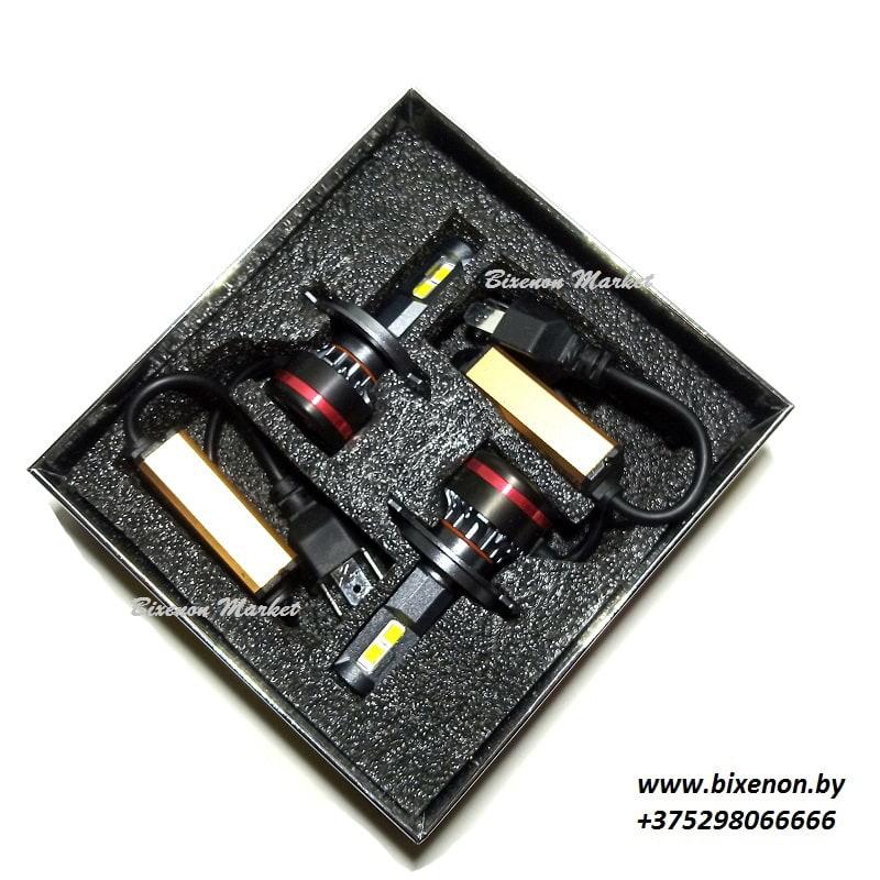 Светодиодные лампы RAM-8 H4 CSP (4500 Lm)