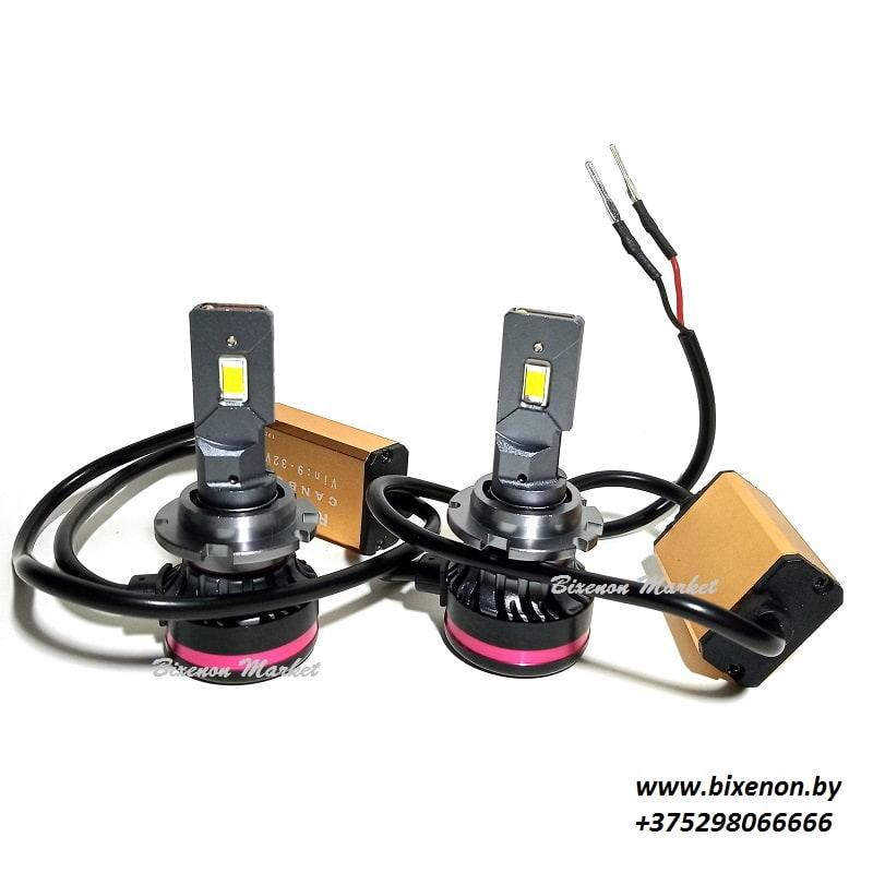 Светодиодные лампы RAM-8 CSP (4500 Lm) D1-D2-D3-D4