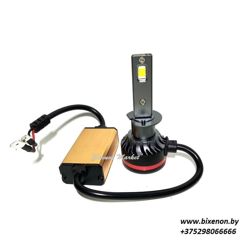 Светодиодные лампы RAM-8 H1 CSP (4500 Lm)