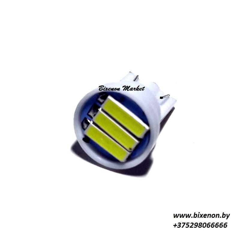 Светодиодная лампа T10 mini 7014-3SMD