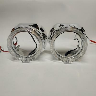 Маска для линзы 2,5′ Круглая с Led подсветкой
