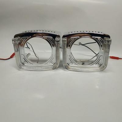 Маска для линзы 2,5′ Квадратная с Led подсветкой