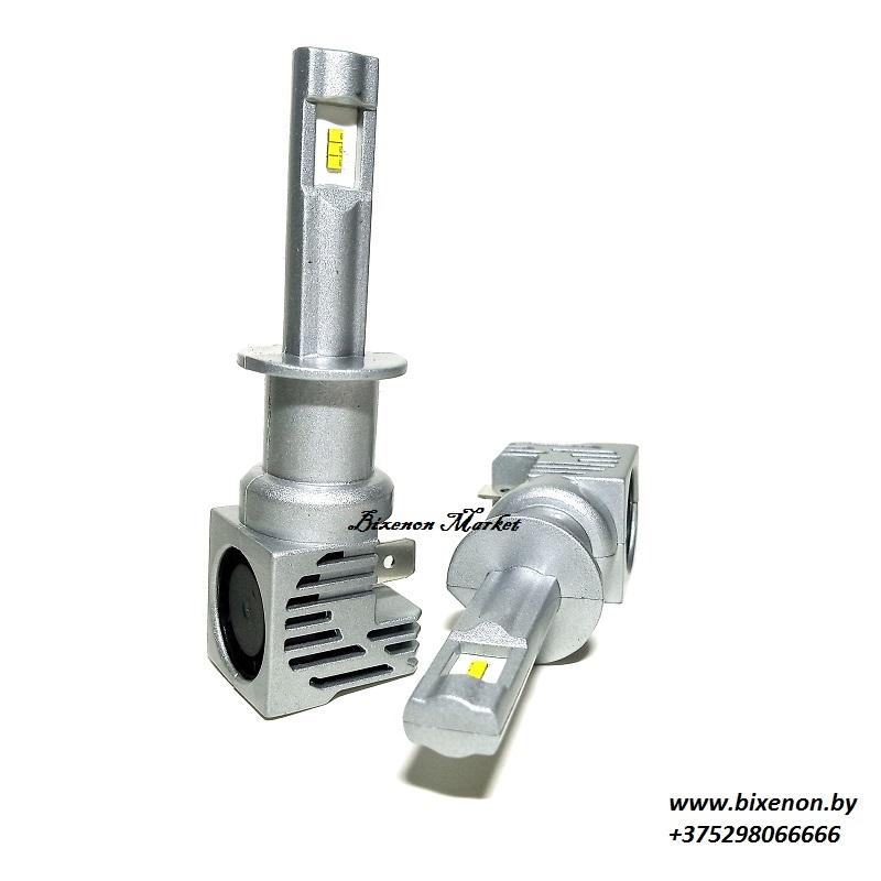 Светодиодные лампы в головной свет Н1 серии М6 PRO