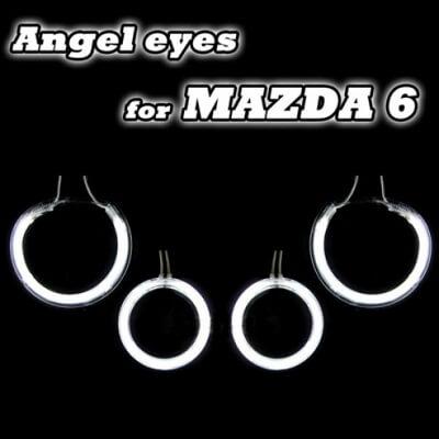 Ангельские глазки CCFL Mazda 6
