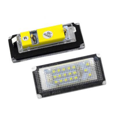Светодиодная подсветка номера Mini Cooper R50/R52/R53